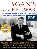 Reagan's Secret War, by Martin Anderson - Excerpt