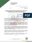 Boletín 15 de agosto 2013