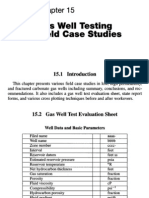 15. Gas Well Testing Field Case Studies