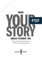 Make Your Story Really Stinkin Big 25 page sample