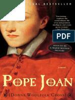 Pope Joan, by Donna Woolfolk Cross - Excerpt