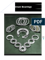 Thrust bearing catalogue