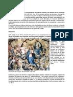 Pintura y Escultura - Conquista y Colonia Peruana