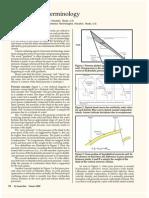 Pore Pressure Terminology
