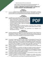 Reglamento y Bases Del Campeonato de Fulbitoy Voleibol Interno