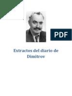 Extractos Del Diario de Dimitrov