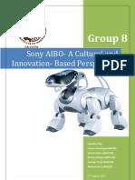 Sony Aibo Grp 8