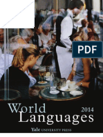 Yale University Press 2014 Language Catalog