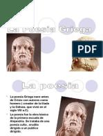 poesia Griega