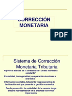 correccion monetaria.ppt