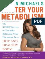 Master Your Metabolism, by Jillian Michaels - Excerpt