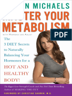 Master Your Metabolism, by Jillian Michaels - Excerpt