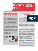 American Red Cross Newsletter (06/09)