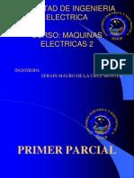 Diapositivas maquinas eléctricas II