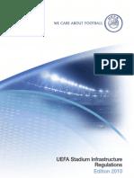 Uefa Stadium Infrastructure Regulations 2010