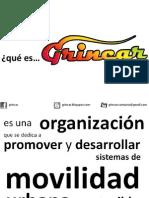 qué es GRINCAR? - 2013
