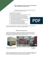 Informacion Acerca de Motores