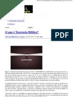 O que é Teocracia Bíblica_ _ Portal da Teologia.pdf