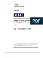 NTC-OHSAS 18001(A) 2007