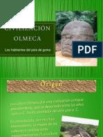 CIVILIZACION OLMECA