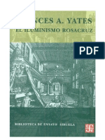 Yates Frances - El Iluminismo Rosacruz