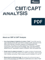 Conncan 2013 CMT-CAPT Analysis