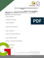 Exam Diagnostico Desa Software
