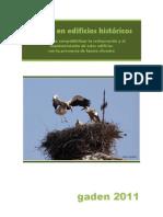 Fauna en Edificios Historicos