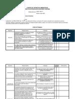 Lista de Chequeo Acuerdo 49