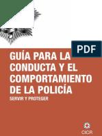 GUÍA PARA LA CONDUCTA Y EL COMPORTAMIENTO DE LA POLICIA.pdf