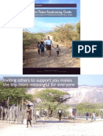 mission team fundraising book
