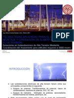 Soluciones ABB T&D Aislamiento AEP 20.02.2013