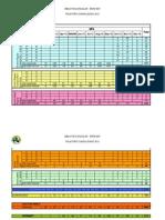 Relatório Consolidado Biblioteca EREM EAF E BIBLIOTECA PÚBLICA-2012