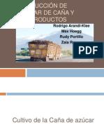 Presentación producción de caña de azucar
