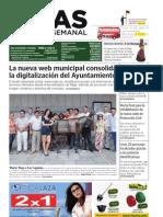 Mijas Semanal nº544 Del 16 al 22 de agosto de 2013