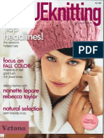 Vogue Knitting - Fall 2009