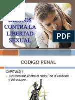 Violacion Sexual- Medicinal Legal