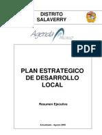 Plan Estrategico Del Distrito Salaverry Al2015[1]