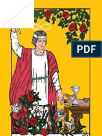 ESO TARO the Secret Doctrines of the Tarot Case Paul Foster
