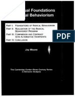 Moore on Radical Behaviorism