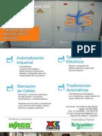 Portaforlio de Servicios Ats Ingenieria Sas