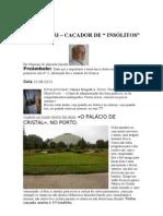 Crónica Nº 153-Caçador de insólitos(12)
