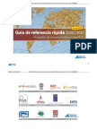 2010-2011 Quick Reference Spanish
