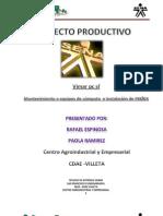 Proyecto Productivo Sena