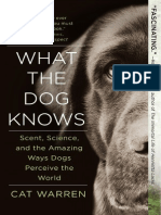 What the Dog Knows by Cat Warren - read an excerpt!