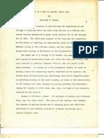 Report on a Trip to Alaska, April 1966, by Elfriede Fischer Hoeber