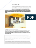 Construya Su Cocina Americana en Melamine o MDF
