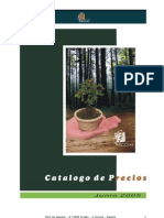 Catalogo Jardines Japoneses 2005 Bonsai
