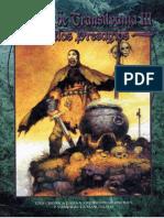 Vampiro Edad Oscura - Crónicas De Transilvania 3 - Malos Presagios