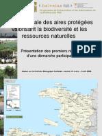 Presentation Demarche Zonage FS_HH_Atelier Corridor Biologique_avril09_s